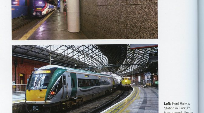 My Photo of Kent Station Appears in Michael B. Barry's New Book.