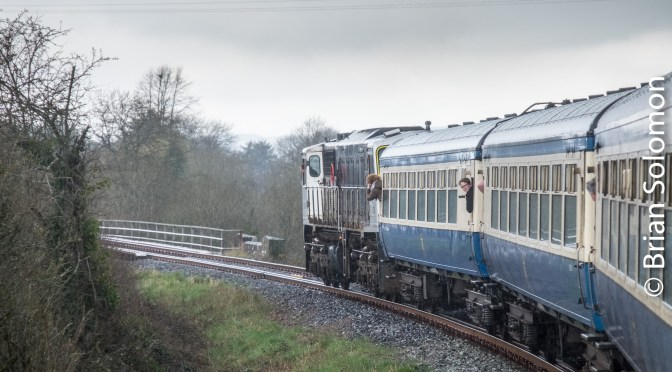 18 New Photos:  RPSI's The Branchline Wanderer—Retro Diesel Train Flashback.