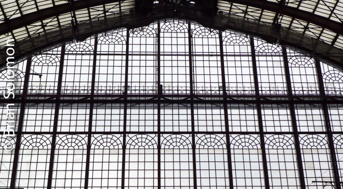 I Visited SNCB's Antwerp Central Station on this day in 2016.