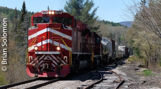 Vermont Rail System; the Dark Side.