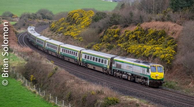 Irish Rail 224: 20 Years In Ireland: Irish Rail class 201 Retrospective
