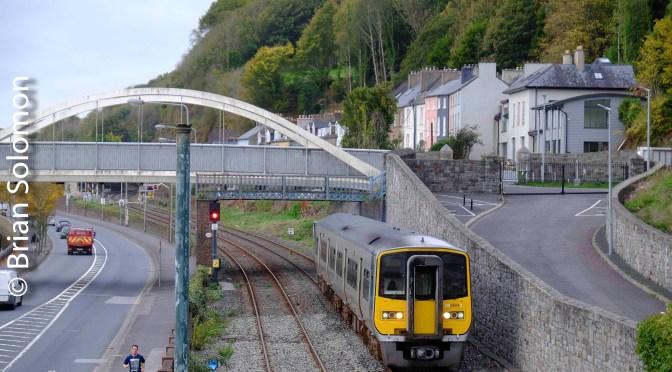 Victorian Railway: Cobh Branch at Woodhill, Tivoli, Cork.