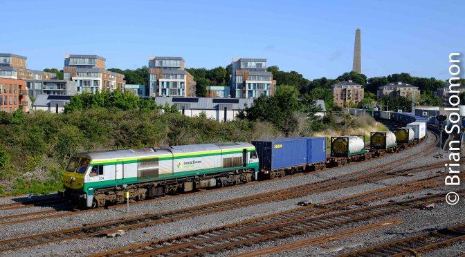Last in the Series: Irish Rail 234.