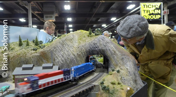 2019 BIG Railroad Show A Dozen MORE Photos!
