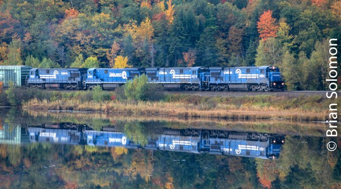 Brian Solomon's Conrail Slide Show—Wednesday January 9, 2019.