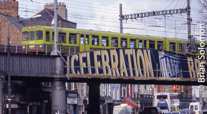 Dublin's DART: Twenty Years Ago.