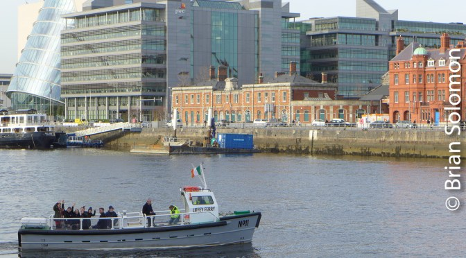 The New 'Old Liffey Ferry'.