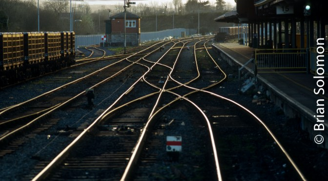 Limerick Junction 2005.