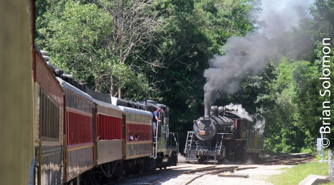 New England Steam: 7470 SundayS and MondayS this Summer!