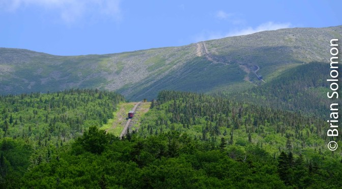Mount Washington Cog Railway—Revisited