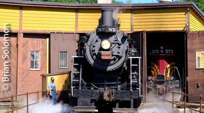 August 4th, 2019 is Conway Scenic Railroad's 45thAnniversary!
