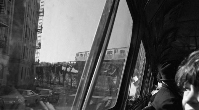 The Bronx, New York—c.1980.