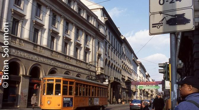 Twenty Years Ago in Milan.