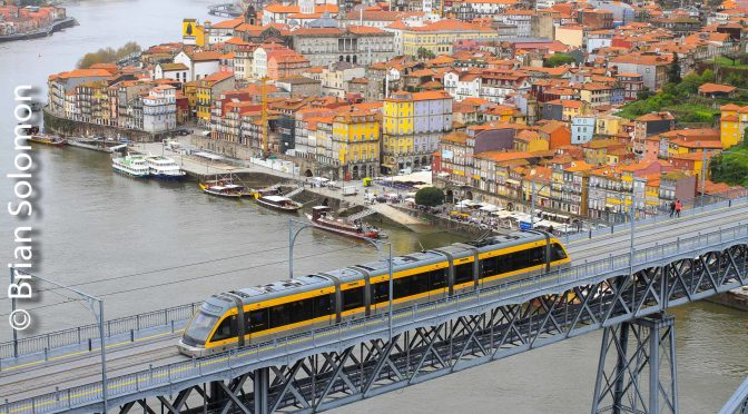 Six Years Ago: Ponte Dom Luis 1