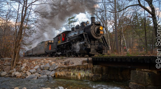 Steam at Second River Run!