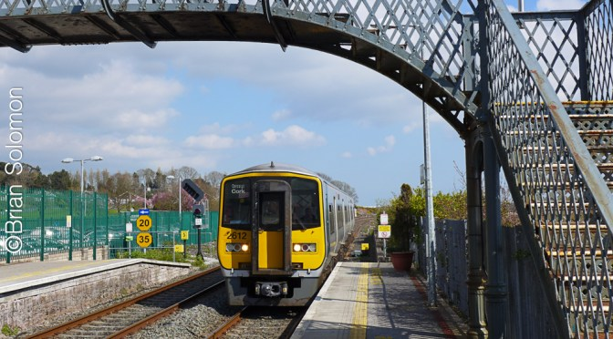 Irish Rail Glounthaune—April 20, 2015
