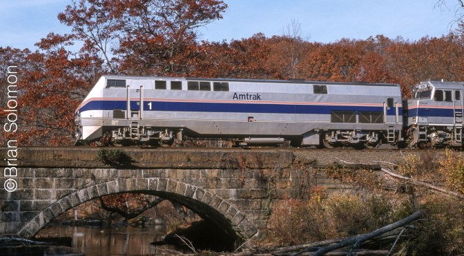 Amtrak is 50 Today!