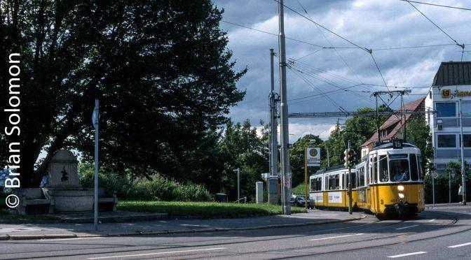 Stuttgart, Germany June 1999.