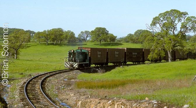 CLassic CHrome: Sierra Railroad Baldwin