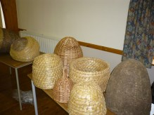 Selection of skeps