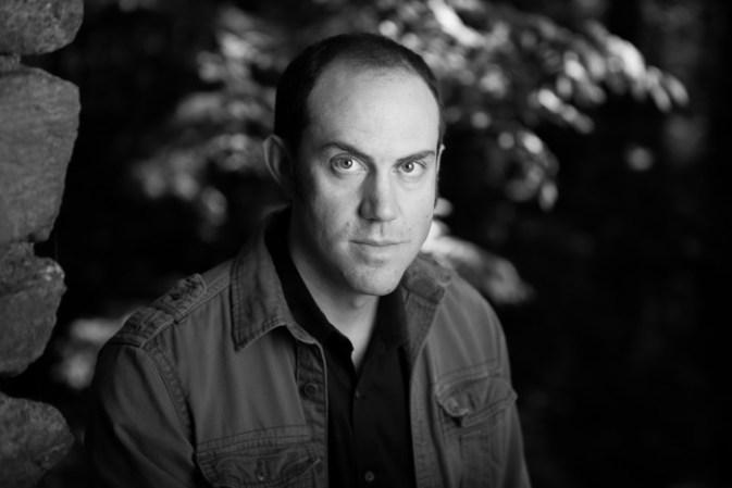 Author Brian Staveley