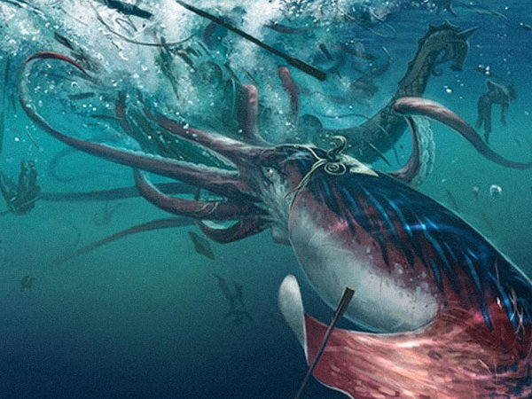 Find the Kraken! The Search for Giant Squid - Dr Abalone