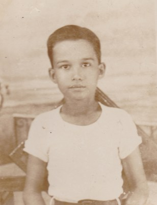 My Uncle Arthur, 12 years old at the time of this pic, 1942