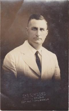 Carl E. Rice, 1922; age 45