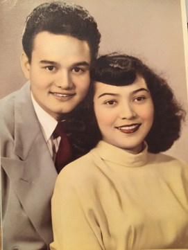 Uncle Henry and his wife Liz, 1950s