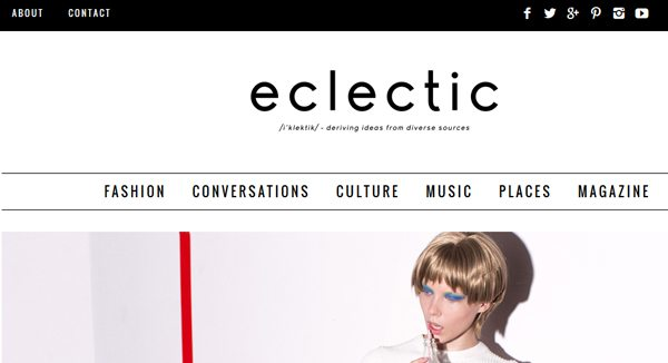 Eclectic Magazine - Magazines that accept submissons