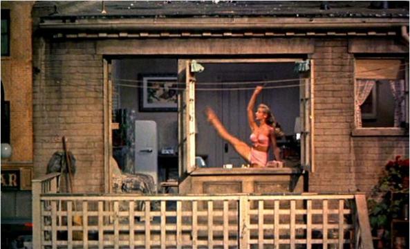 Rear Window Miss Torso