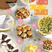 My Easy Oscar Party Ideas in PEOPLE Magazine!