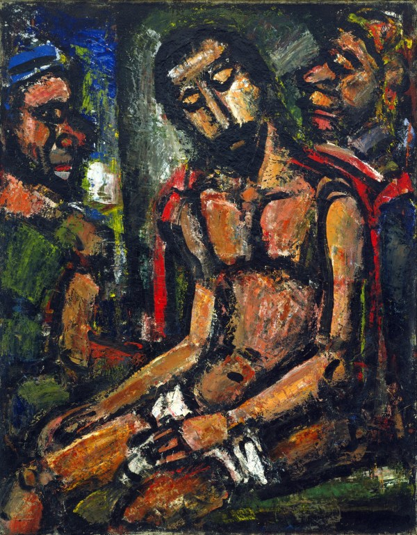 Georges Rouault Christ