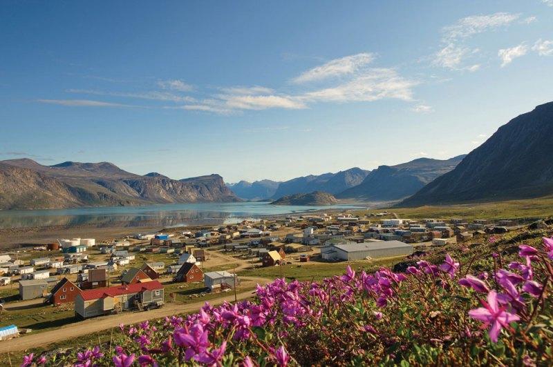 Image result for Nunavut in Summer