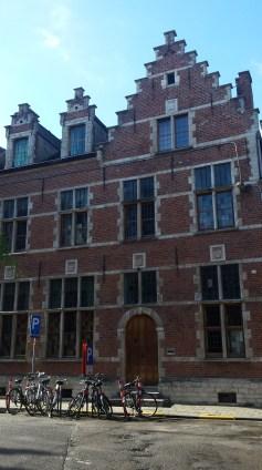 Leuven streetscape