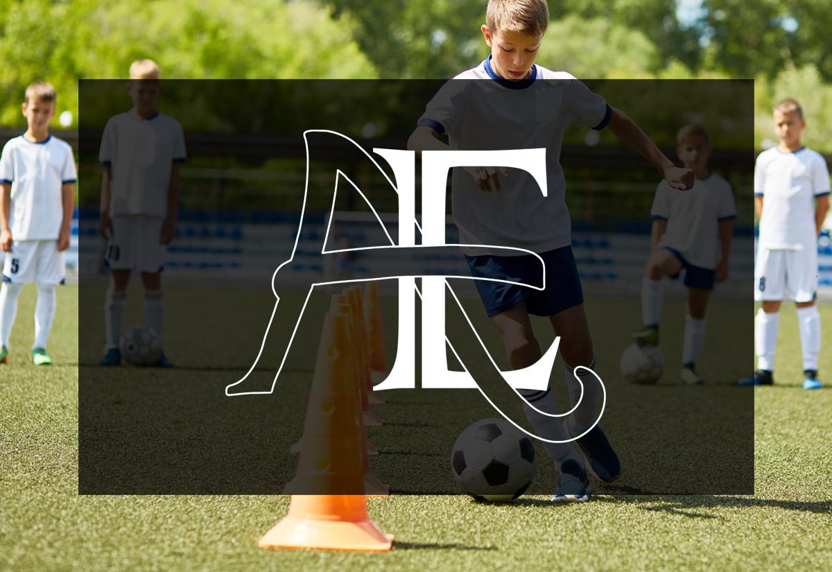 Sports League Logo for Athletes Elite