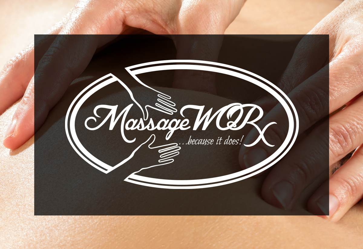 MassageWORX Logo Design