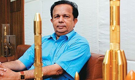 India: Antrix-Devas deal  – Nair writes to PMO