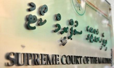 Maldives: Judicial corruption