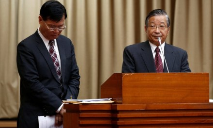 Taiwan: Chairman of Financial Supervisory Commission resigns