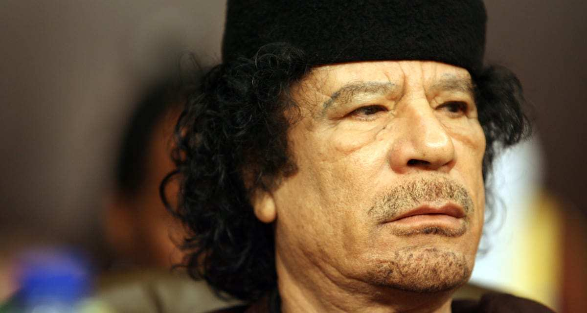 Libya: Corruption then and now