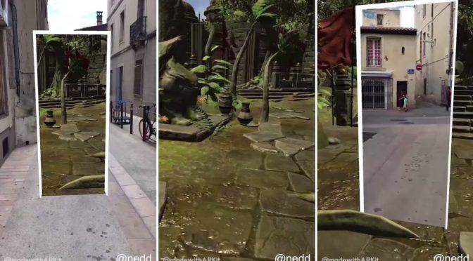 Réalité augmentée : gadget éphémère ou plateforme du futur?
