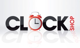 LOGO Clock.shop