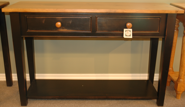 pine sofa tables broyhill emily reviews table hoot judkins furniture san francisco jose