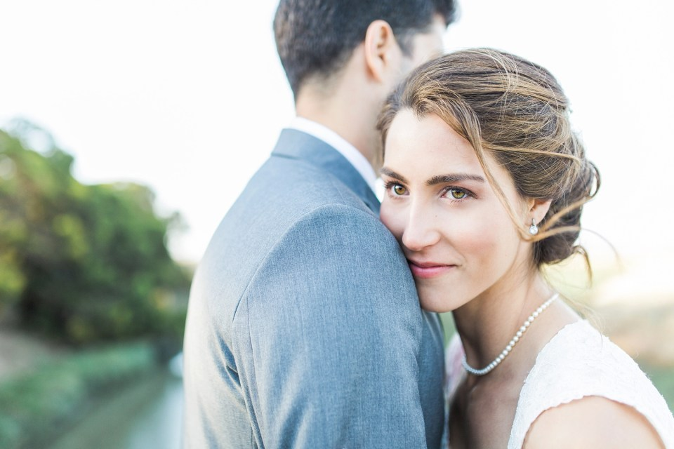 Bride and Groom Portrait | Bri Cibene Photography | www.bricibene.com