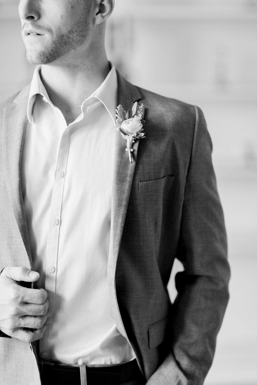 Ballet Inspired Styled Wedding   Pantone Colors Rose Quartz Serenity 2016   Jacksonville, FL Wedding Photographer   www.bricibene.com