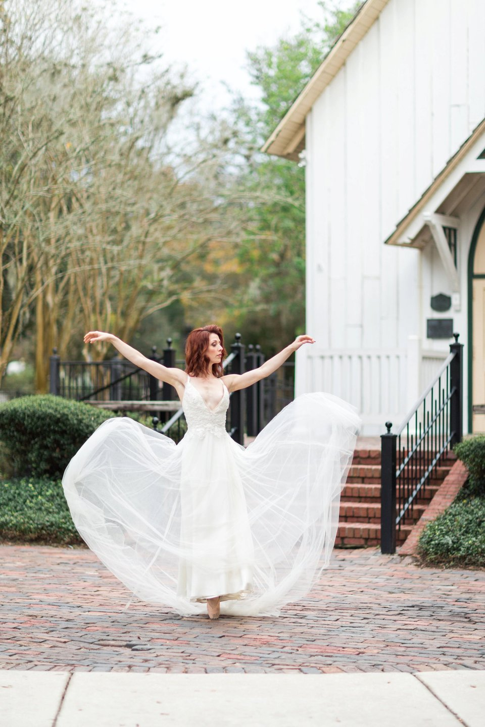 Ballet Inspired Styled Wedding | Pantone Colors Rose Quartz Serenity 2016 | Jacksonville, FL Wedding Photographer | www.bricibene.com