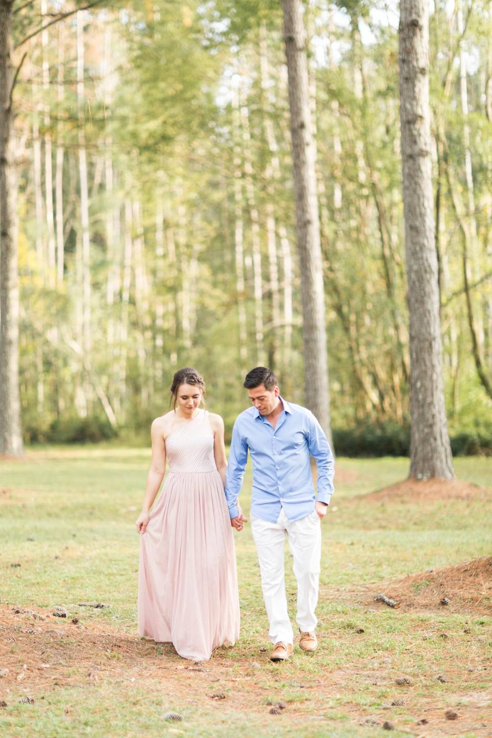The Glen Venue Engagement | Jacksonville, Florida Wedding Photographers | www.bricibene.com