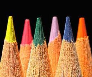 Matite a colori