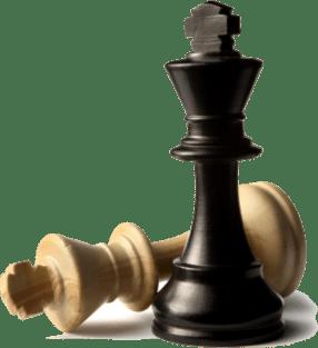 Due pezzi degli scacchi: Re